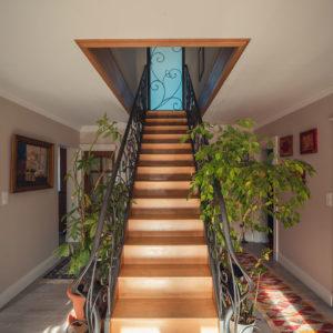 escalier bnb bastide du bau reddoun