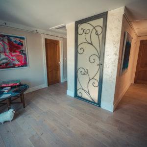 couloir maison d'hôtes